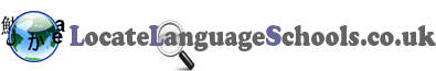Language School Website Logo
